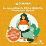 Borusan Askıda Eğitim Var Projesi